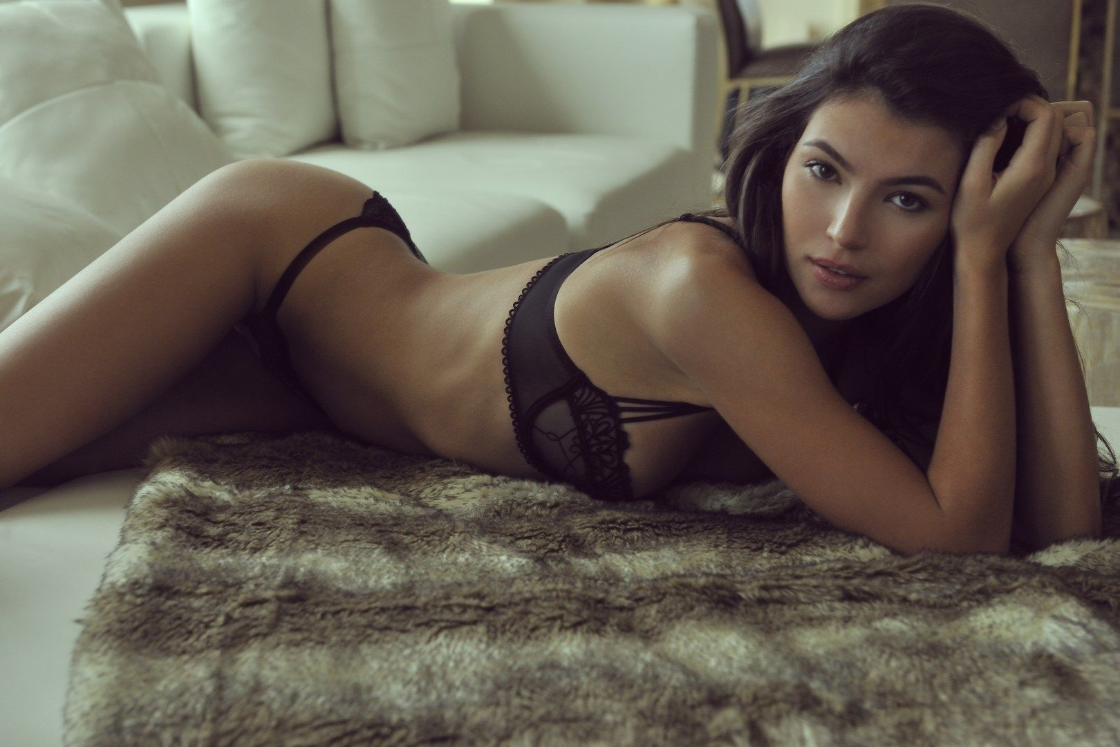 VixenX presents Monica Asis in Nude Couch Surfing  1201