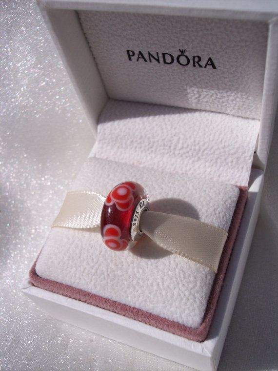 ec1cea191 Authentic Pandora Retired Flowers For You by JEWELSELAGANT on Etsy, $25.00