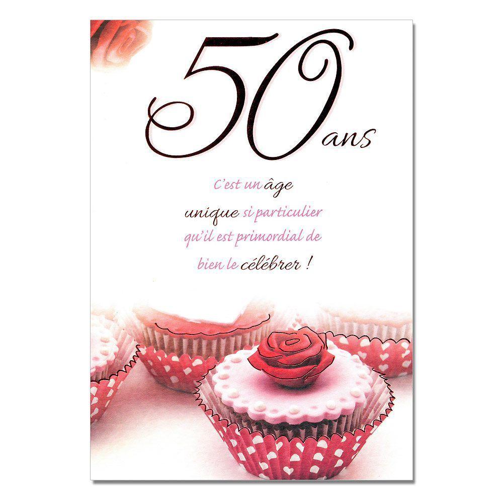 Carte Invitation Anniversaire Mariage 50 Ans A Imprimer