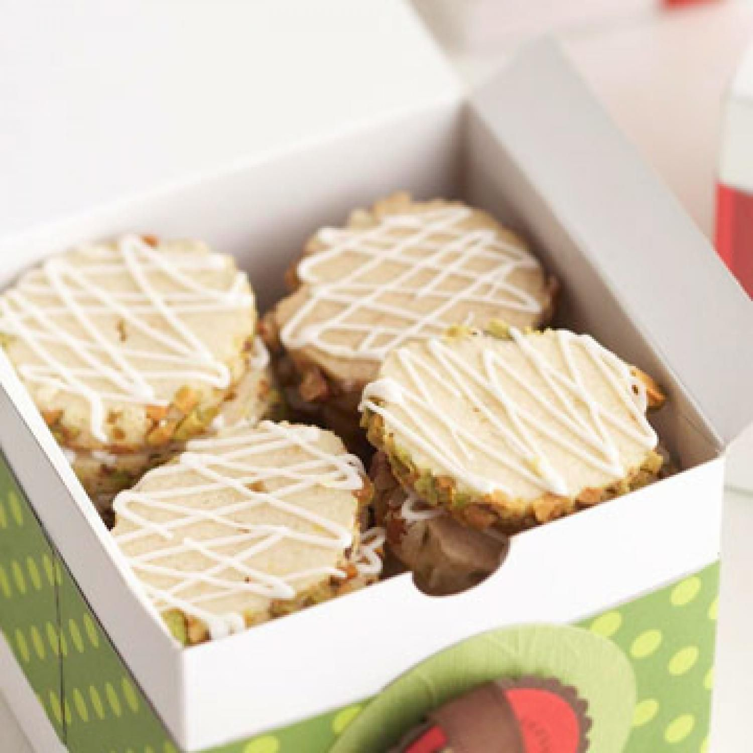 Holiday desserts that make great food gifts pistachios lemon food forumfinder Images