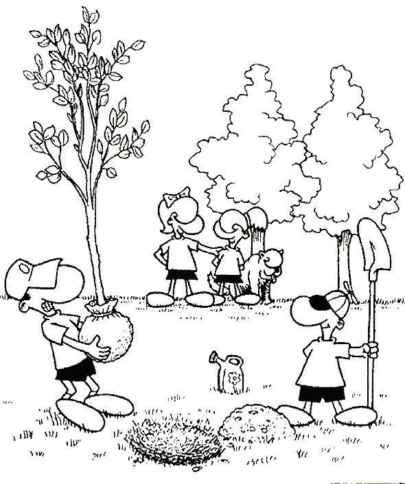Exercices A Imprimer Pour Les Enfants Ecologie En Anglais 8