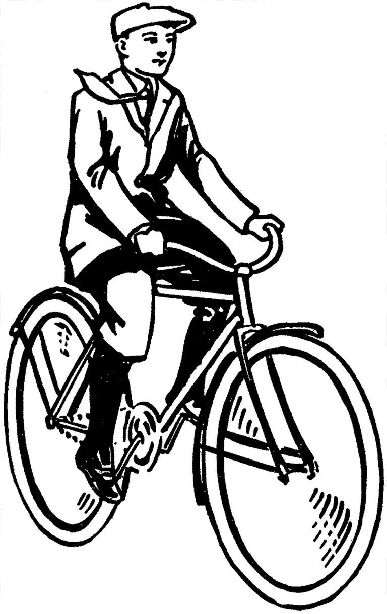 15 Bicycle Clip Art Images Bicycle Illustration Bike Drawing Bicycle Drawing