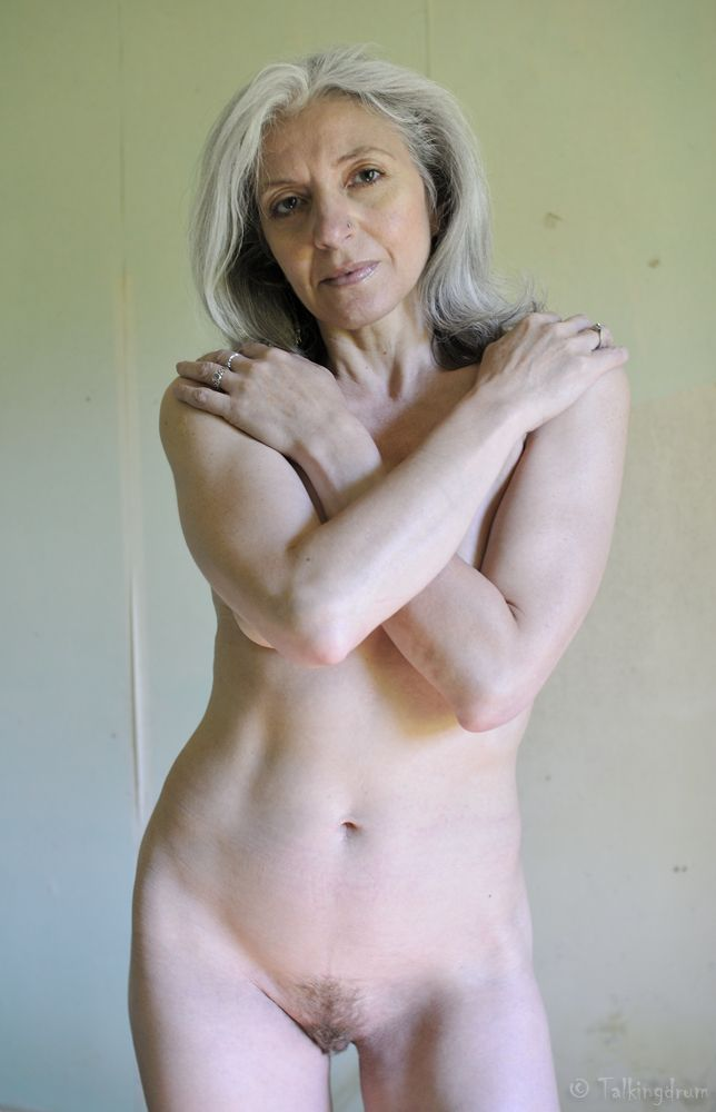 mature nude models