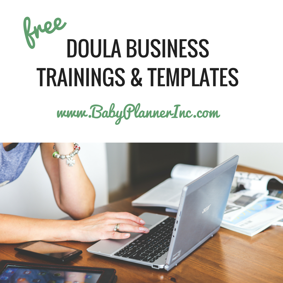 the doula business guide pdf