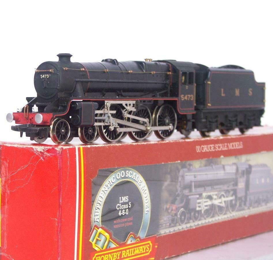 Super Detailed Hornby R320 Oogauge Lms Stanier Black5