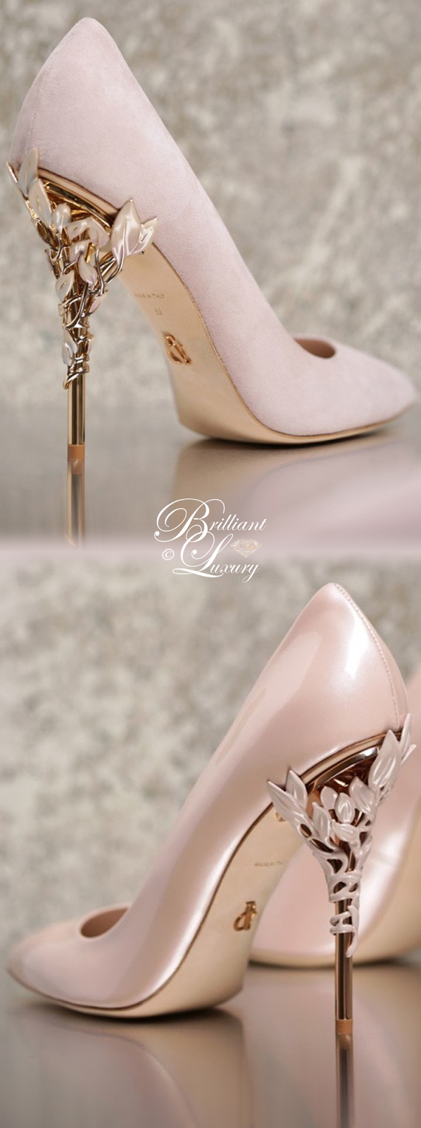 Cinderella shoes, Prom shoes, Heels