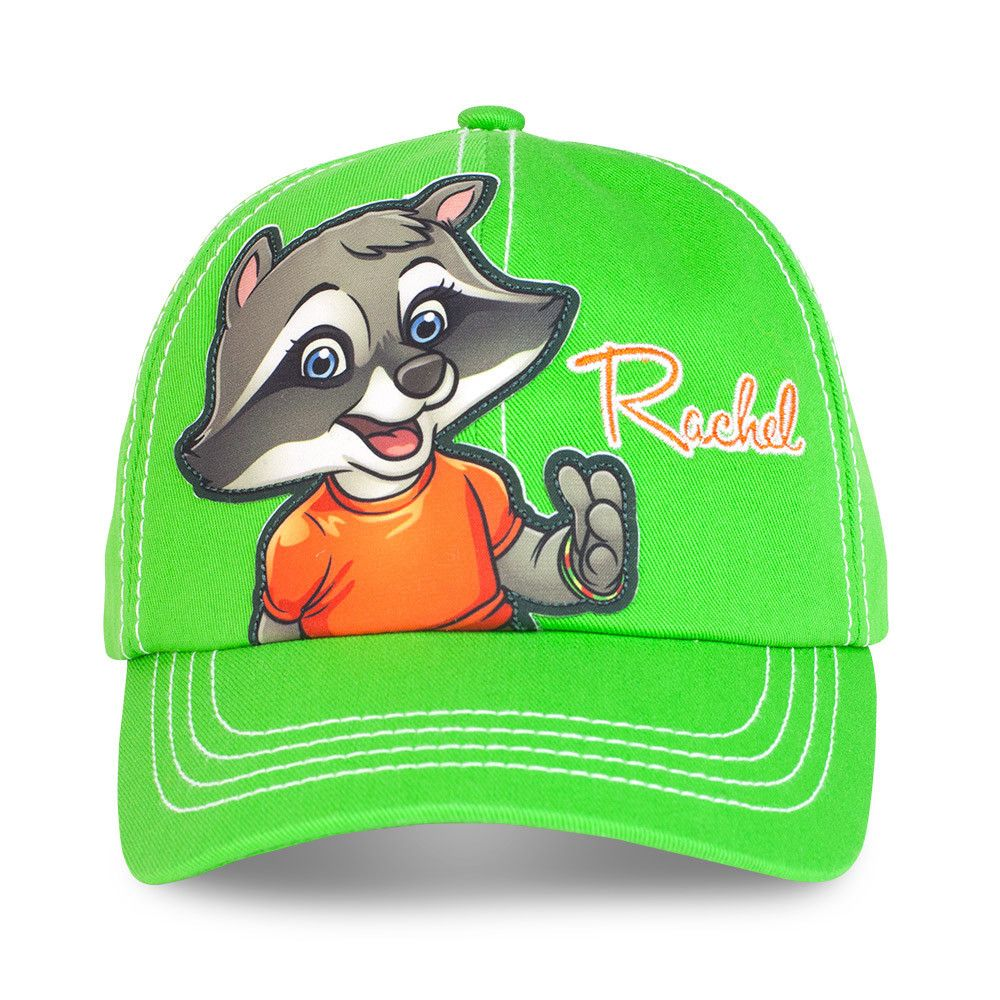 6198ae1cd74 Join the pack with this Rachel Adventure Cap