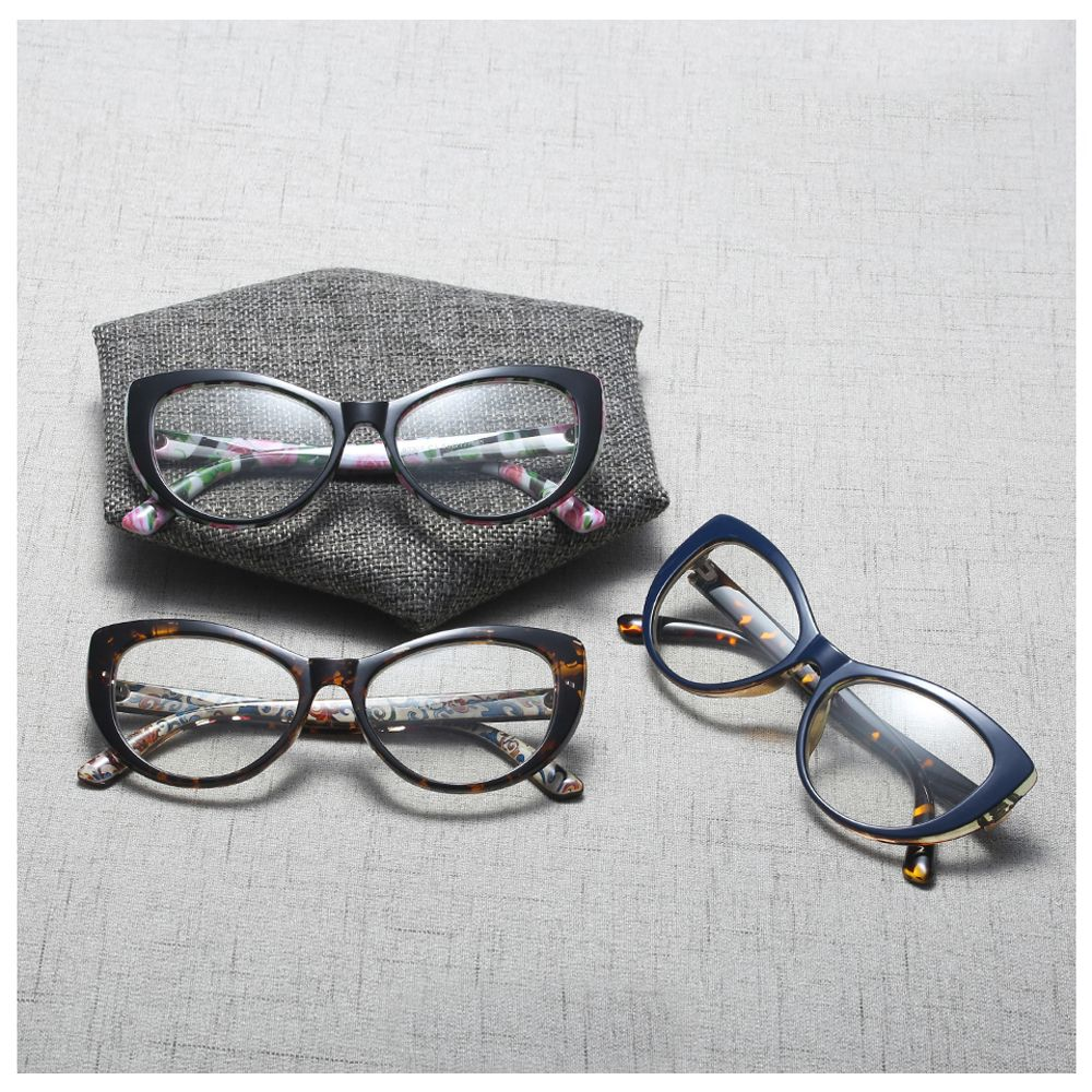 9701413ff62 Peekaboo leopard eyewear TR90 glasses frame women clear fashion 2019 black  cat eye eyeglasses for women