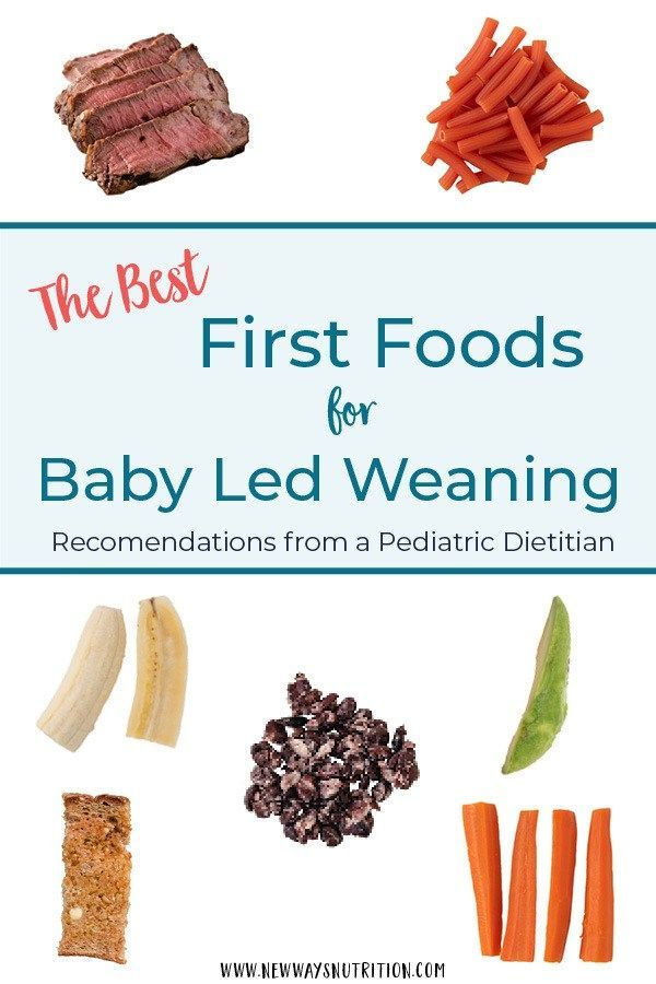 Ready to start baby led weaning, but looking for some good ideas about healthy baby led weaning first foods to feed your baby? Babies need specific nutrients, and feeding them exactly what you are eating often doesn't get them what they need. Find out how to build a balanced and healthy plate for your baby that will help them thrive as they grow! #babyledweaning # #Baby #Foods #Led #Weaning #babyledweaningfirstfoods