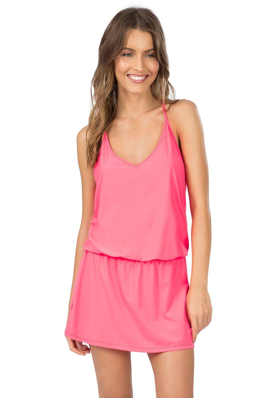 Refresh Tropicalia Strappy Dress – LIVE!   Cover Ups   Pinterest