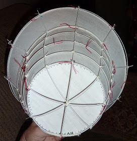 Beauty From Ashes: Wire Frame 1863 Bonnet. The HOW TO