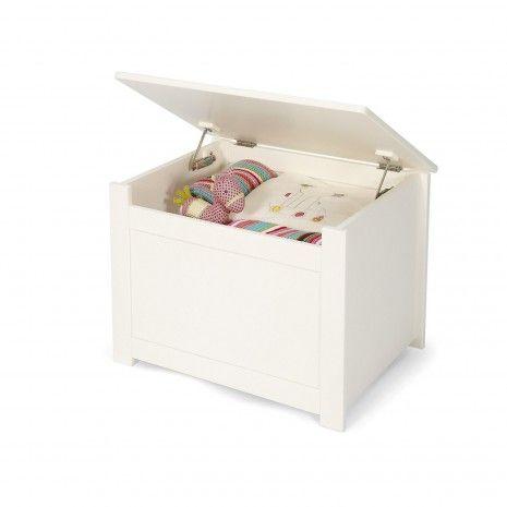 Mamas Papas Storage Box Ivory