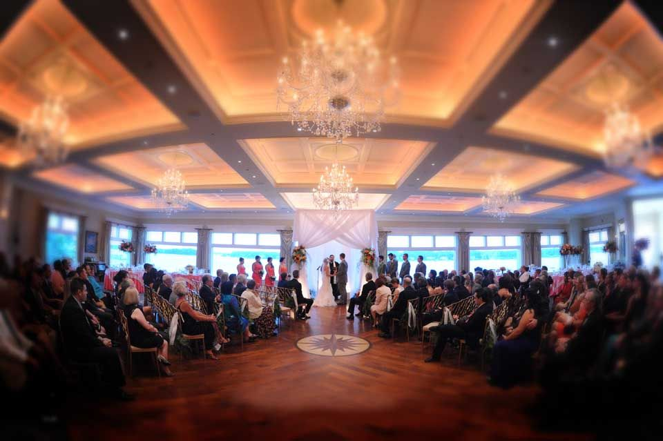 Beautiful Ceremony At Clarks Landing Point Pleasant Gemilli Preferred Vendor Pinterest Weddings