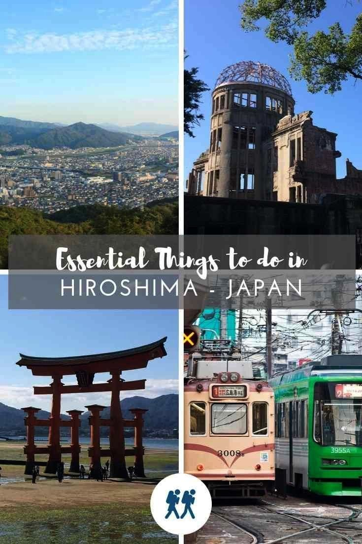 Things to do in Hiroshima  Japan Read now All the best things to do in Hiroshima Japan  from the Peace Memorial  the Atomic Dome eating Okonomiyaki and exploring the hist...
