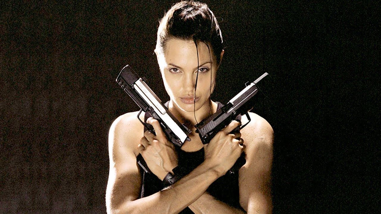 Digging its own grave / Bland Lara Croft: Tomb Raider