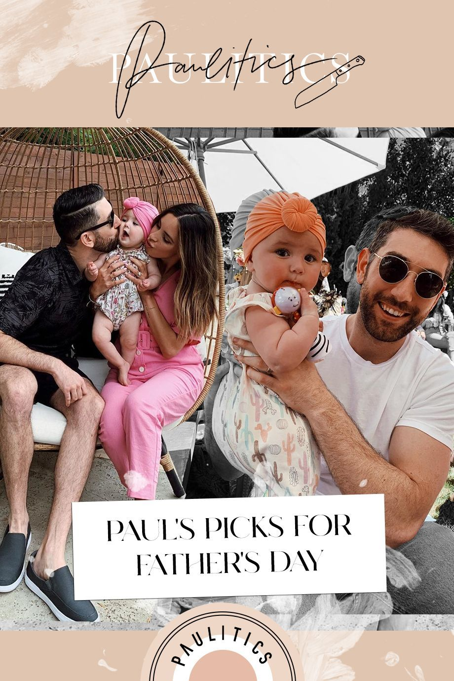 Paul's Picks for Father's Day | Sivan Ayla #fathersday