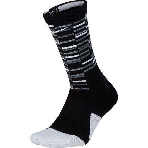 best sneakers a0fa2 89fbf Nike Elite 1.5 Basketball Crew Socks (Black White, Size Medium) - Team Socks  Shoes at Academy Sports