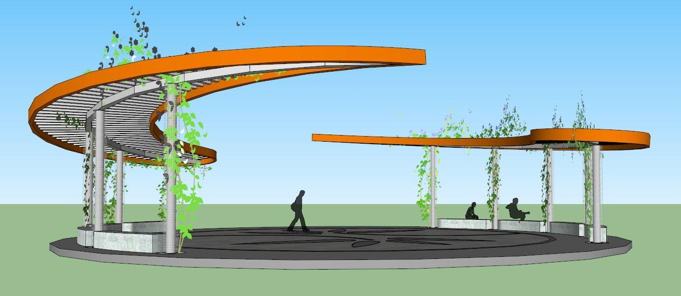 Landscape Design Landscape Plan University Landscape Modern Landscape Landscape Design Landscape Landscape Plaza Modern Landscaping Patio Landscape Design