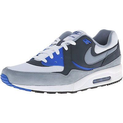 Nike Air Max Light Essential Mens 631722 109 Grey Cobalt