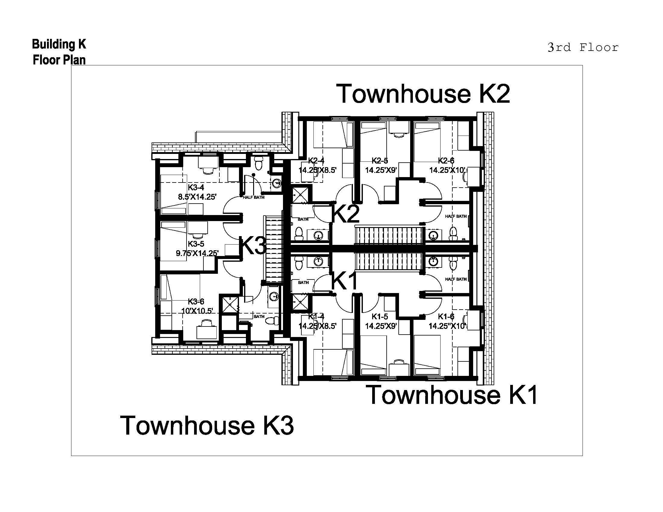 Three Bedroom Floor Plan In Nigeria Two Bedroom Floor Plan Floor Plans Bedroom Floor Plans