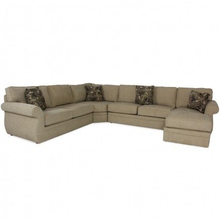 BROYHILL VERONICA RAF CHAISE SECTIONAL   SOFA, LIVING ROOM. SECTIONAL  Gallery Furniture