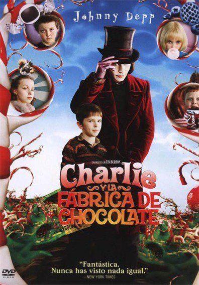 Charlie Y La Fabrica De Chocolate Matilda James Y El Melocoton