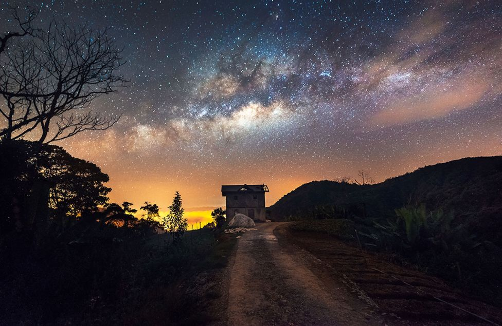 Stunning Starscapes And Nighttime Landscape Photography By Grey Chow Inspiration Photography Landscape Photography Landscape Landscape Paintings