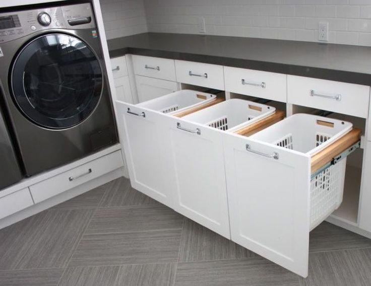 Die eigene Waschküche modern und kreativ gestalten - Tipps und Ideen #designbuanderie