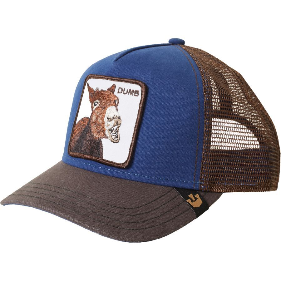 b0e7f7b9bbcb5 Goorin Brothers - Animal Farm Trucker Hat - Barn Collection - Dumbass