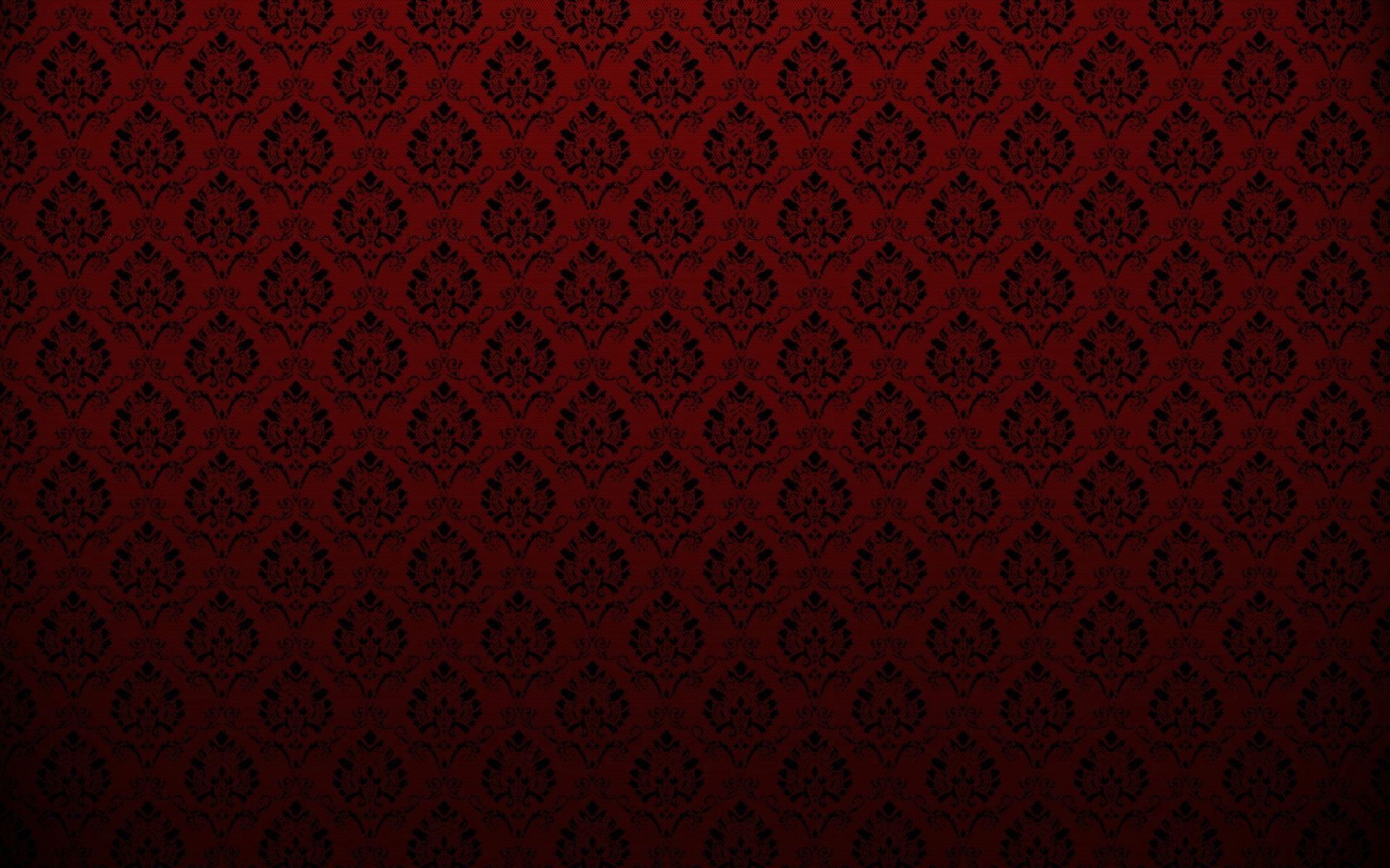 Dark Red Pattern Wallpaper Dark Red HD Wal...
