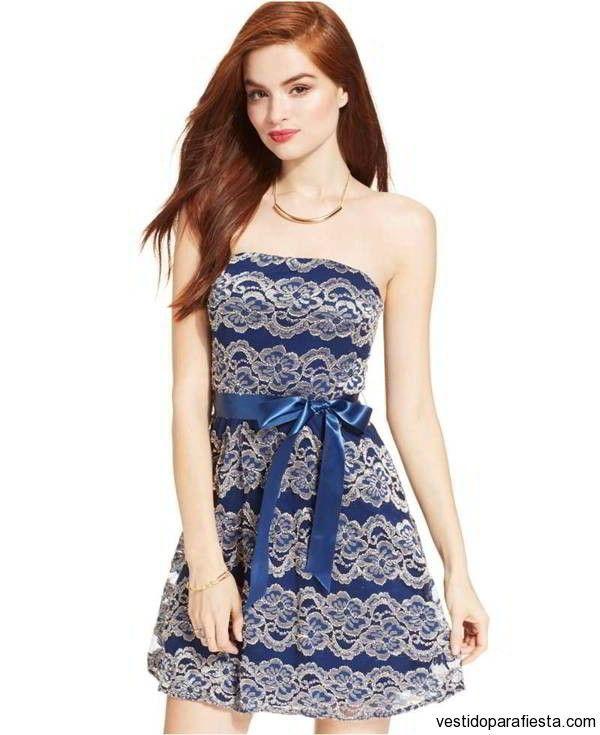 20ac9b625a527 vestidos corto primavera verano 2015 casuales encaje - Buscar con Google