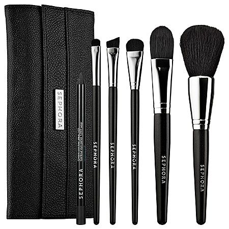 face the day full face brush set with images  face