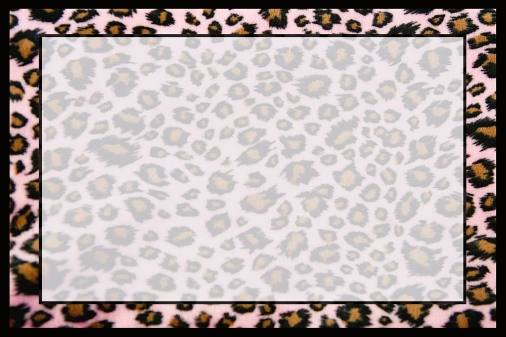 Pink Cheetah Paper | Top / Baby / Brown and Pink Leopard Print Party ...