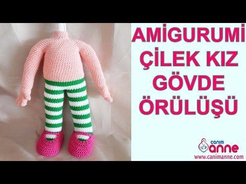 Amigurumi Ahu Bebek Örülüşü | Amigurumi, Bebek, Amigurumi oyuncak ... | 360x480