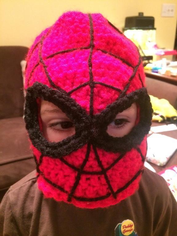 Spiderman the Web Slinger Mask   Pinterest