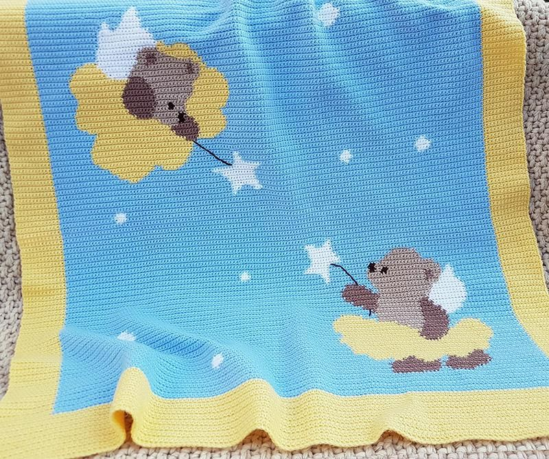 Pin de Rasa Juodienė en Baby Blankets | Pinterest | Flores