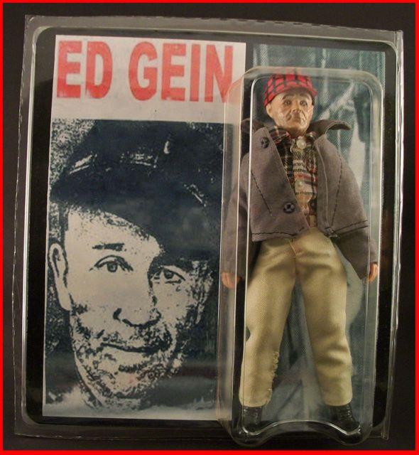 Ed Gein Doll Serial Killers Creepy Toys Psychopath
