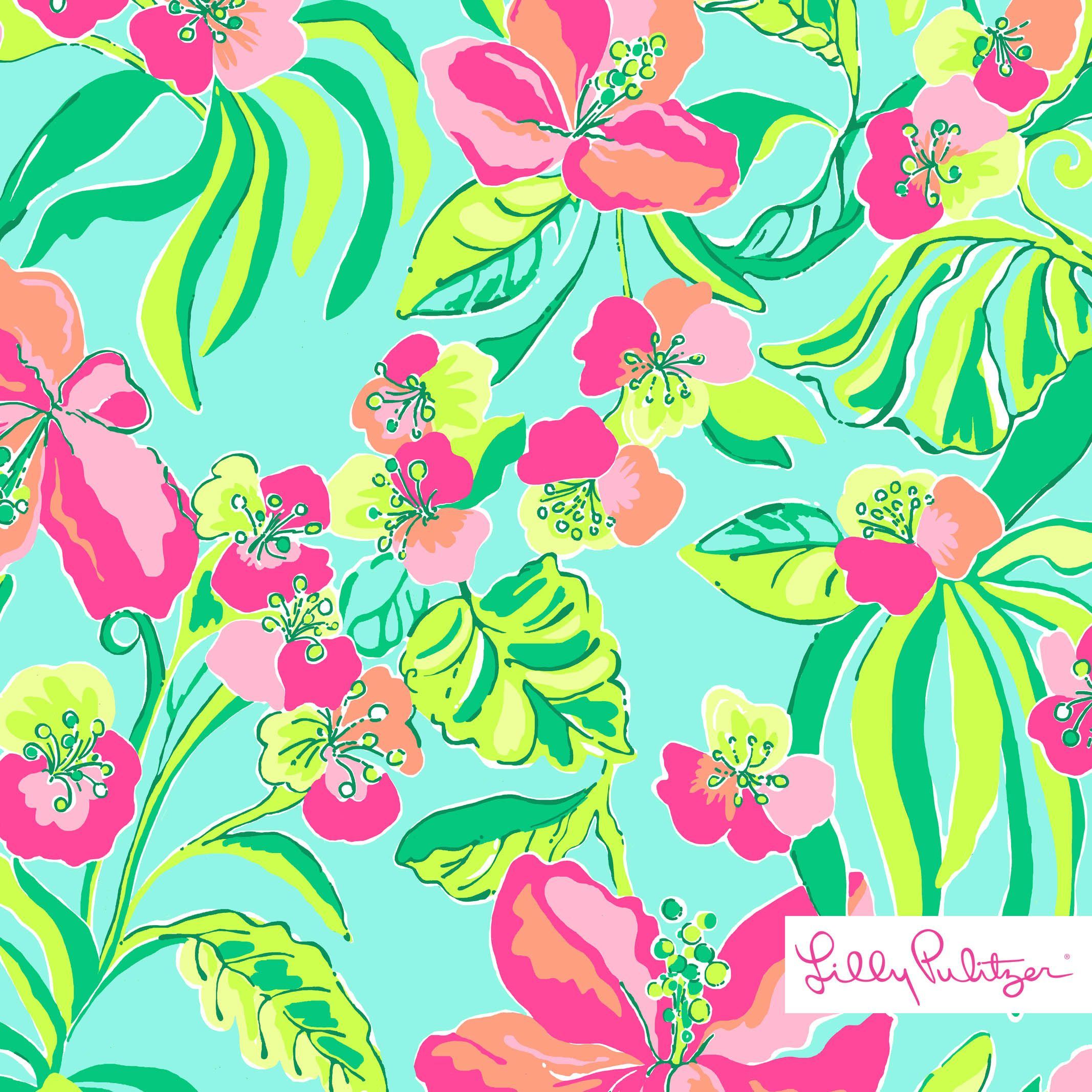 Lilly Pulitzer Fabric Lilly Girls Are Always Picked First Lilly5x5 Lilly 5x5
