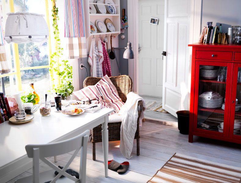 IKEA Österreich, Inspiration, Küche, INGATORP Ausziehtisch, INGOLF