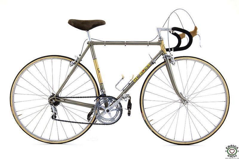 De Rosa strada record 1971 | Classic road bike, Vintage ...