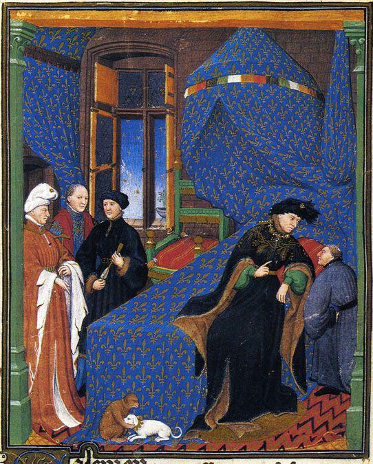 Medieval Justice Not So Medieval