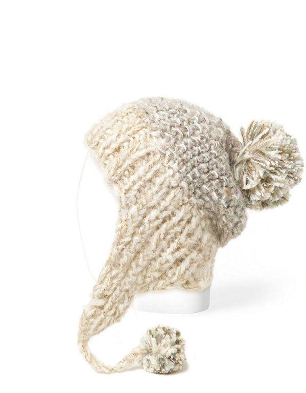 como hacer gorros de lana | Cuidar de tu belleza es facilisimo ...