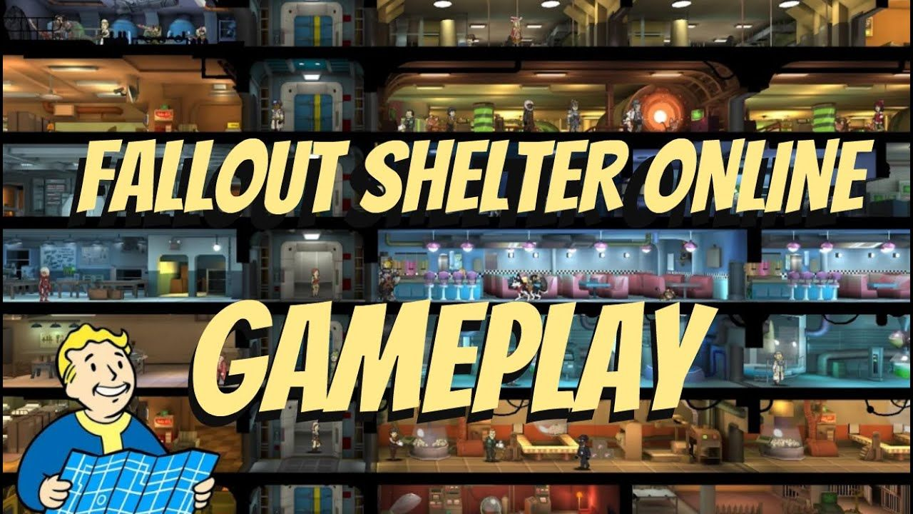 Fallout Shelter Online (Offical Launch) Strategy Game