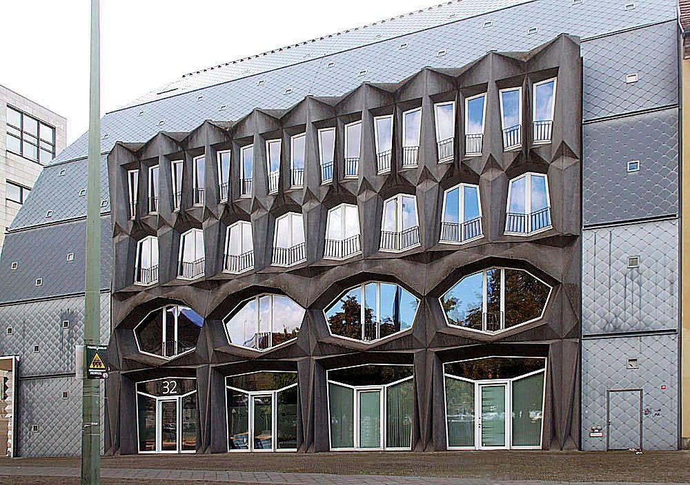 GERMANY Berliner Wasserbetriebe, Berlin. Architectural