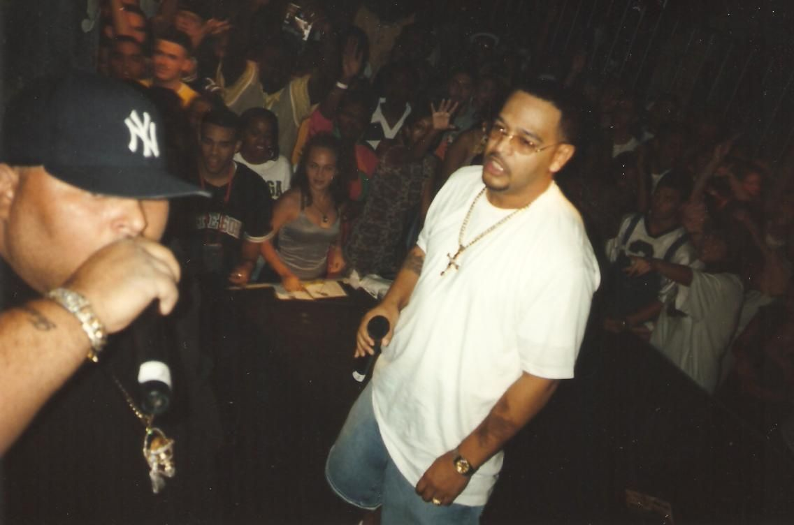 R I P Big Pun This Was Him Performing At Club Xs In Tampa Fl Music Artists Big Pun Performance