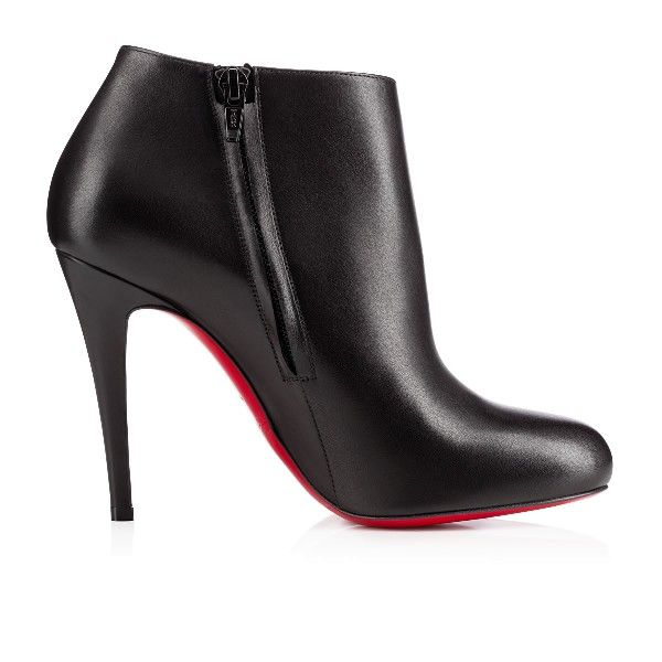 bottes louboutin femme