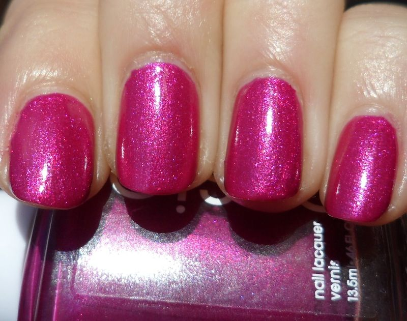 Essie Jamaica Me Crazy. This is my fave nail polish ever. I wear it ...
