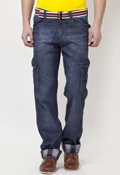 Buy Mens Cargo Pants Online in India. Huge Selection of branded ...