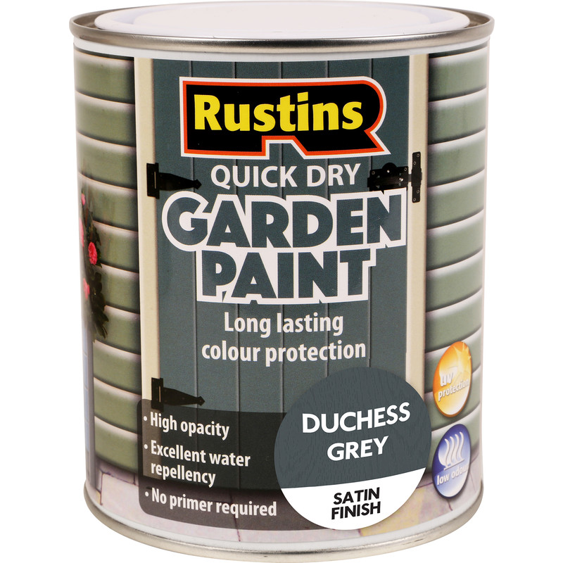 Exterior Paint For Use On Wood, Metal, Brick, Terracotta