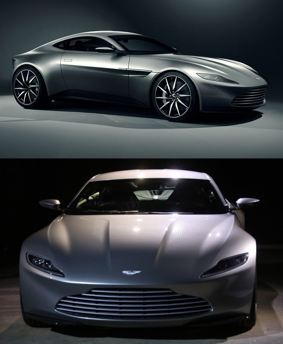 Everything We Know About James Bond's New Car, The Aston